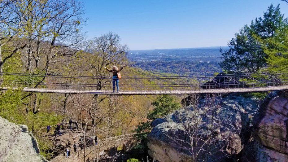 attractions in chattanooga